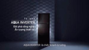 Tủ lạnh AQUA Inverter – Đột phá công nghệ, ấn tượng thiết kế