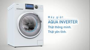 Máy giặt lồng ngang AQUA – Thật thông minh, thật yên tĩnh