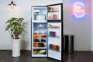 [REVIEW] Trên tay tủ lạnh AQUA-IG288EN: Navi Cooling – 1 ngăn đông 5 cách dùng, thiết kế mặt gương, giá 8,5t